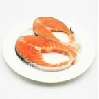 三文魚扒 (400克一包)